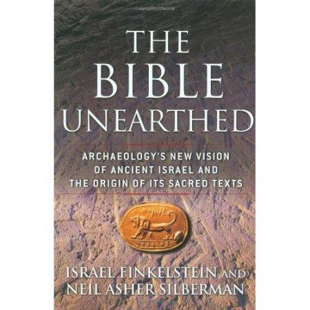 """Обложка книги """"Раскопанная Библия"""""""