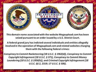 FBI поимело Megaupload