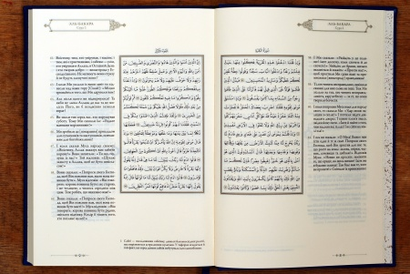 Перевод смыслов Корана на украинский язык